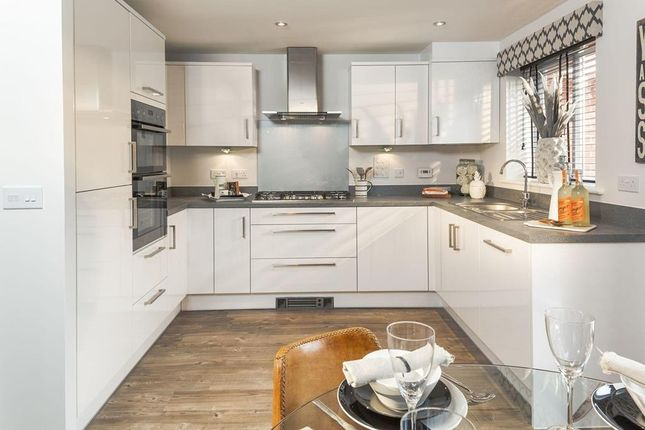 """3 bed detached house for sale in """"Andover"""" at Post Hill, Tiverton EX16"""