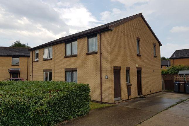 Thumbnail Semi-detached house for sale in Chestnut Close, Rendlesham, Woodbridge