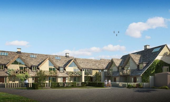 Thumbnail Flat for sale in Plot 5 Stuart Court, Butt Street, Minchinhampton
