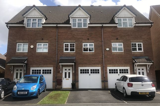 Thumbnail Mews house to rent in Madison Gardens, Westhoughton, Bolton