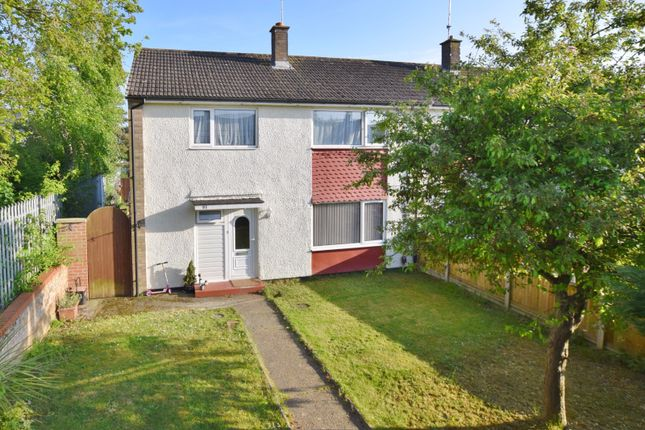 Thumbnail End terrace house for sale in Bybrook Road, Kennington, Ashford