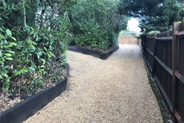 Driveway of High Street, Sandhurst, Berkshire GU47
