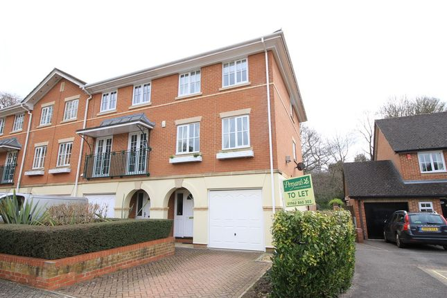 Thumbnail Semi-detached house to rent in Wentworth Grange, Winchester