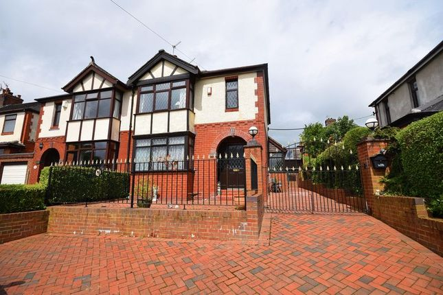 Thumbnail Semi-detached house for sale in Parkhall Road, Longton, Stoke-On-Trent