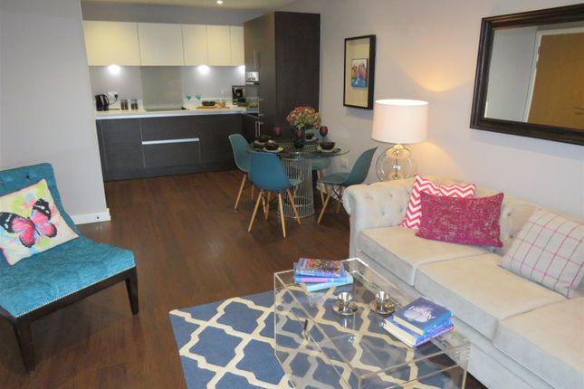 Thumbnail Flat to rent in Capstan Road, Southampton