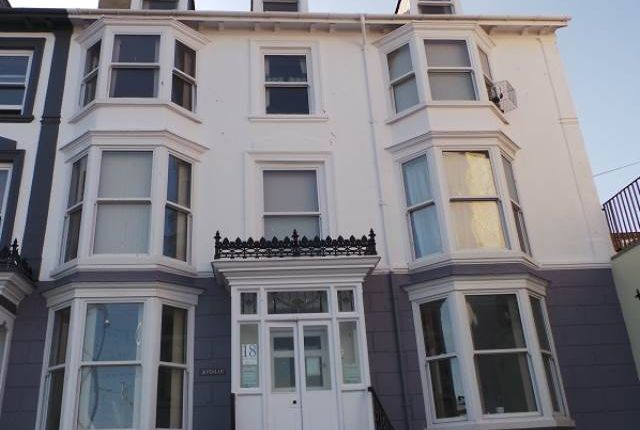 Thumbnail Property to rent in Flat 1 Penlan, 18 Marine Terrace, Aberystwyth