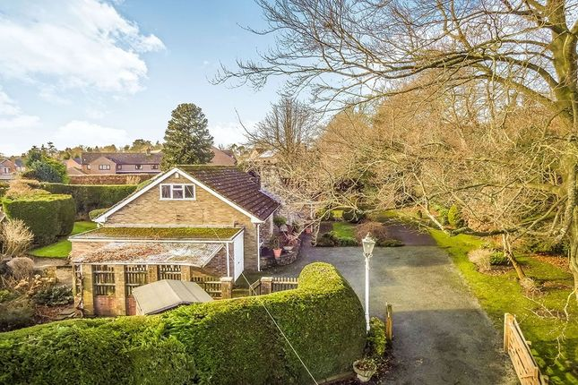 Thumbnail Bungalow for sale in Trefonen Road, Oswestry