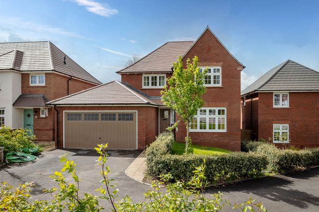 Thumbnail Detached house for sale in Archers Hall Place, Lydney