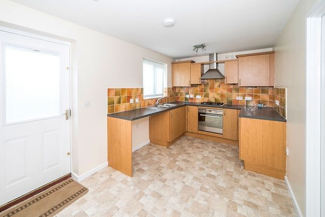 Thumbnail Semi-detached house to rent in Crathorne Court, Burnopfield, Newcastle Upon Tyne