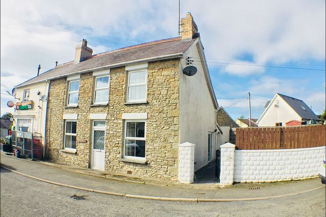 Thumbnail Semi-detached house to rent in Ffostrasol, Llandysul