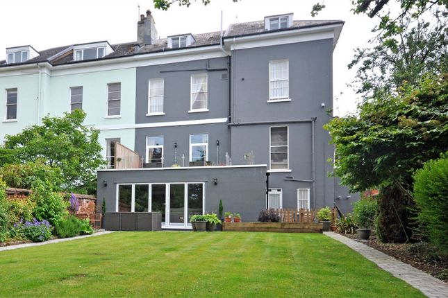 Thumbnail Semi-detached house for sale in Western Road, Cheltenham