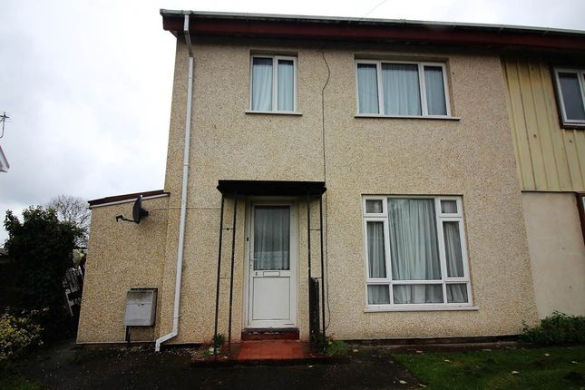 Thumbnail Semi-detached house for sale in Rutherford Hill, Malpas, Newport