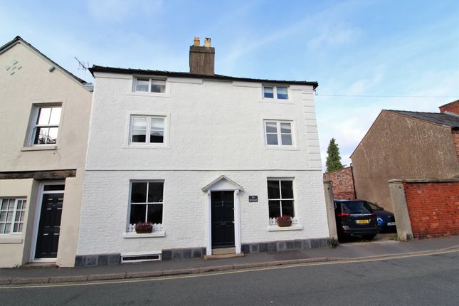 Thumbnail Town house for sale in Roft Street, Oswestry