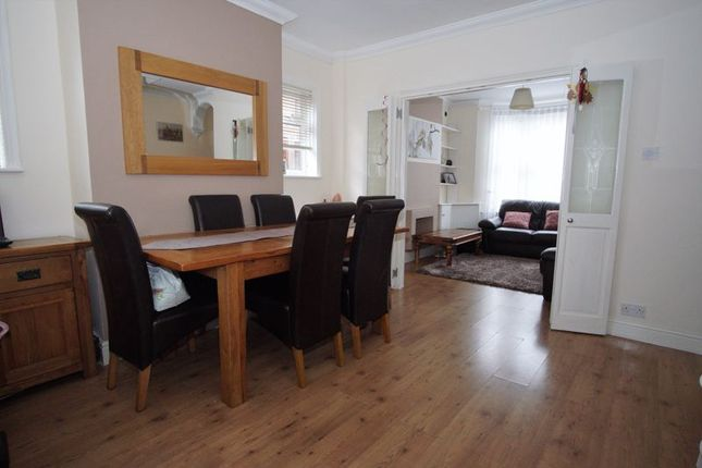 Thumbnail End terrace house for sale in Balfour Road, Linden, Gloucester