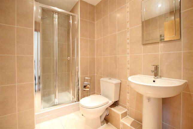 Shower Room of Victoria Mills, Salts Mill Road, Shipley BD17
