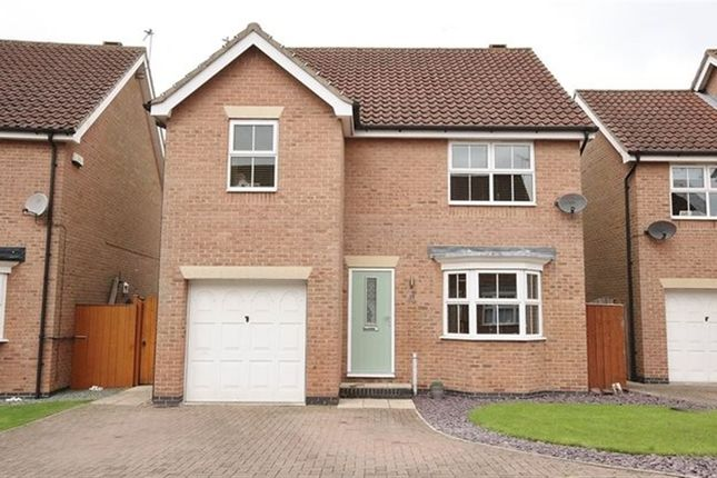 Thumbnail Detached house to rent in Queens Drive, Goole
