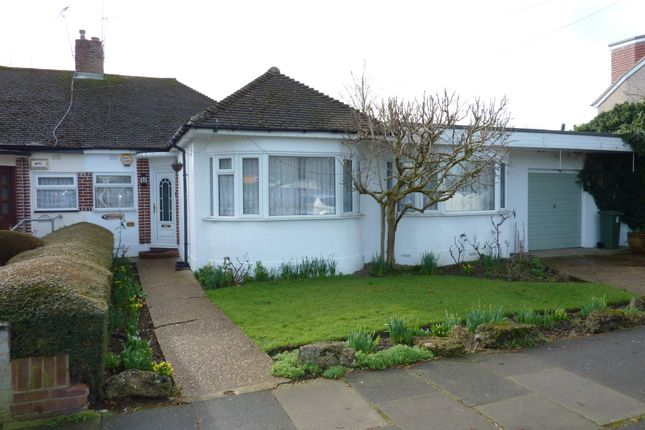 3 bed bungalow for sale in Whitby Road, Eastcote