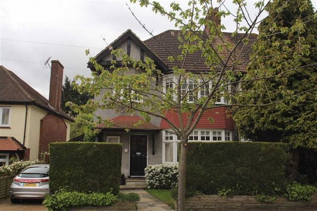 Thumbnail Property for sale in Luctons Avenue, Buckhurst Hill, Essex