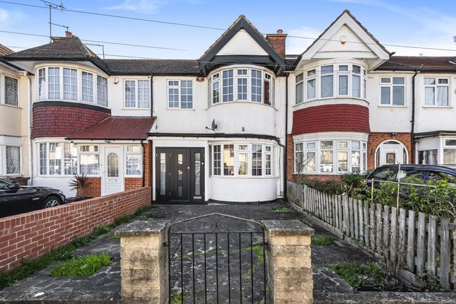 Thumbnail Terraced house to rent in Harrow, Greater London