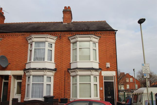 3 bed end terrace house for sale in St. Marys Court, St. Marys Avenue, Braunstone, Leicester
