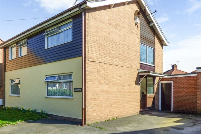 Thumbnail Detached house for sale in Derby Road, Wrexham