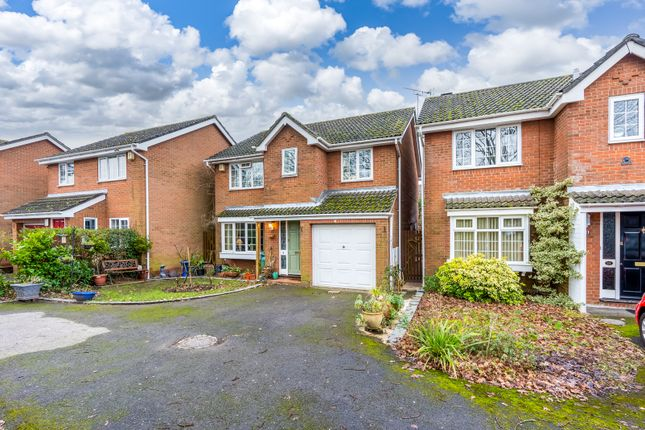 Thumbnail Detached house for sale in Buttercup Way, Locks Heath