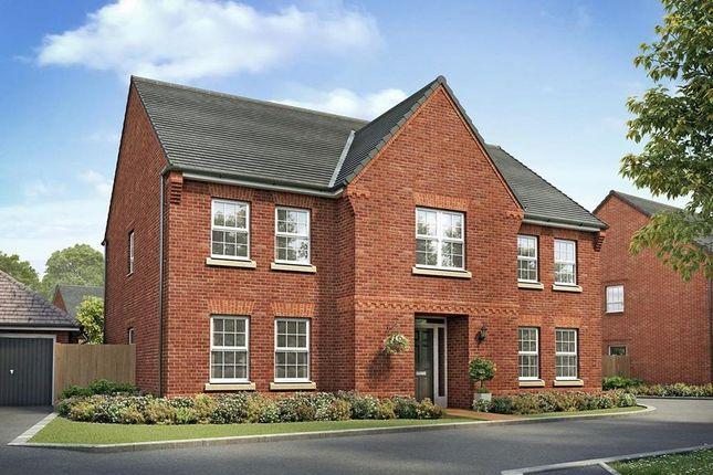 "Thumbnail Detached house for sale in ""Glidewell"" at Hanzard Drive, Wynyard Business Park, Wynyard, Billingham"