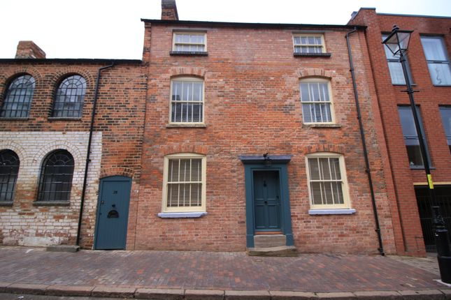 Thumbnail Town house to rent in Mary Street, Jewellery Quarter, Birmingham City Centre
