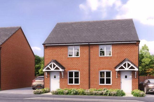 Thumbnail Semi-detached house for sale in Copcut Lane, Copcut, Droitwich