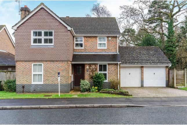 Thumbnail Detached house for sale in Broadstone, Poole, Dorset