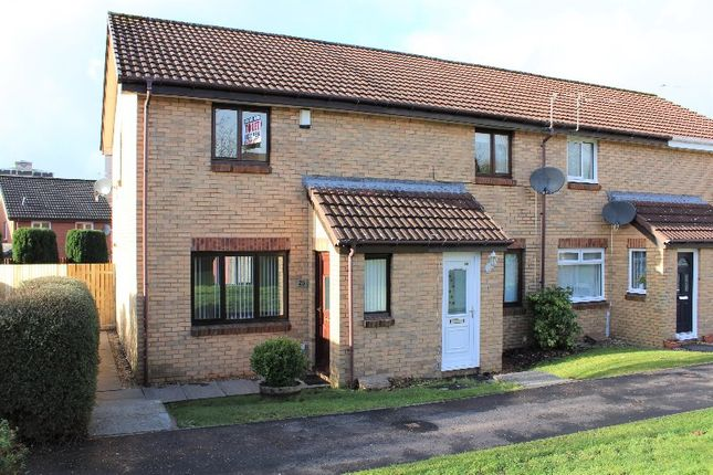 Thumbnail Terraced house to rent in Howson Lea, Motherwell, North Lanarkshire