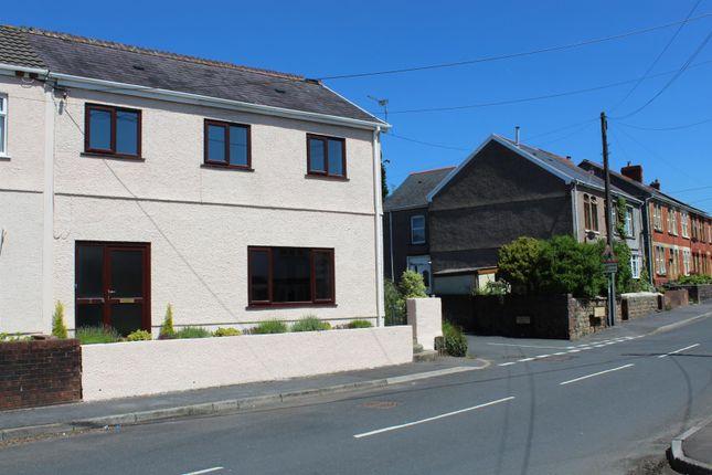 Thumbnail Semi-detached house for sale in Folland Road, Glanamman, Ammanford