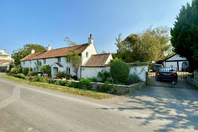Thumbnail Detached house for sale in Stone Allerton, Axbridge