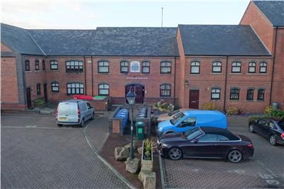 Thumbnail Office for sale in 43-50, Telfords Quay, South Pier Road, Ellesmere Port, Cheshire
