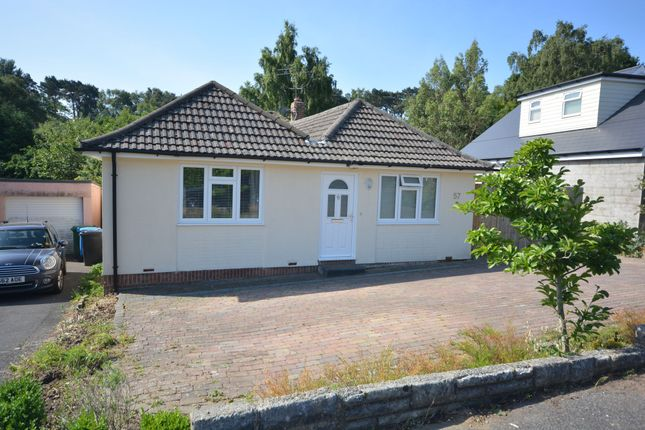 Thumbnail Detached bungalow for sale in Anvil Crescent, Broadstone