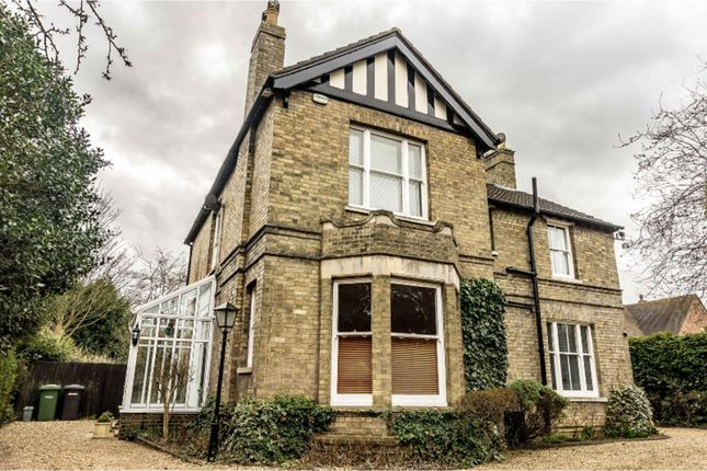 Thumbnail Detached house for sale in Thorpe Road, Peterborough