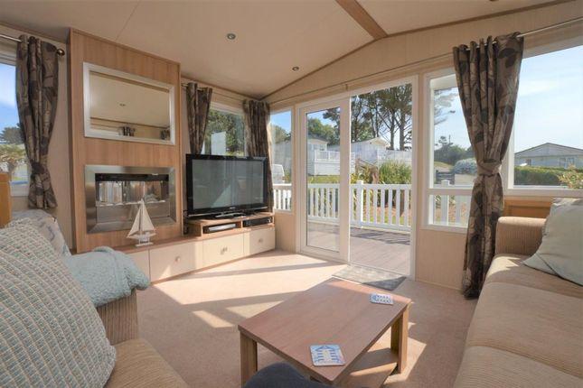 Lounge Area of Praa Sands Holiday Park, Praa Sands, Penzance TR20