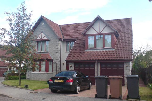 4 bed detached house to rent in Macaulay Gardens, Aberdeen AB15