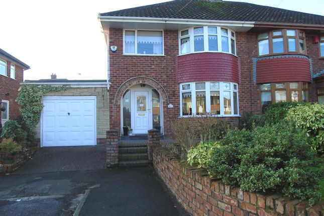 Thumbnail Semi-detached house for sale in Canterbury Close, Aintree Village, Liverpool