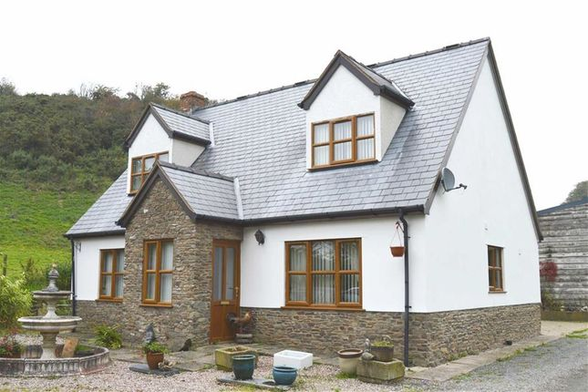 Thumbnail Detached house to rent in Swn Y Gwynt, Aberhafesp, Newtown, Powys