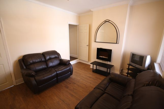 Thumbnail Terraced house to rent in Barclay Street, Leicester LE3, West End
