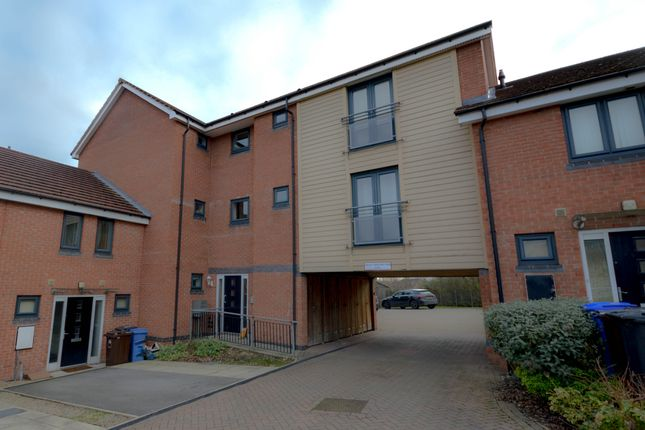 Thumbnail Flat to rent in Oxclose Park Rise, Halfway, Sheffield