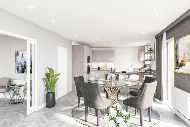 Thumbnail Detached house for sale in Newhailes Court Gardens, Newcraighall Road, Musselburgh, Edinburgh