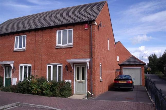 Thumbnail Semi-detached house to rent in Sloe Close, Weston-Super-Mare