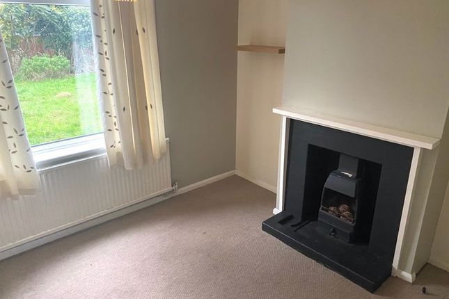 Thumbnail End terrace house to rent in Ashby Road, Bretby, Burton-On-Trent