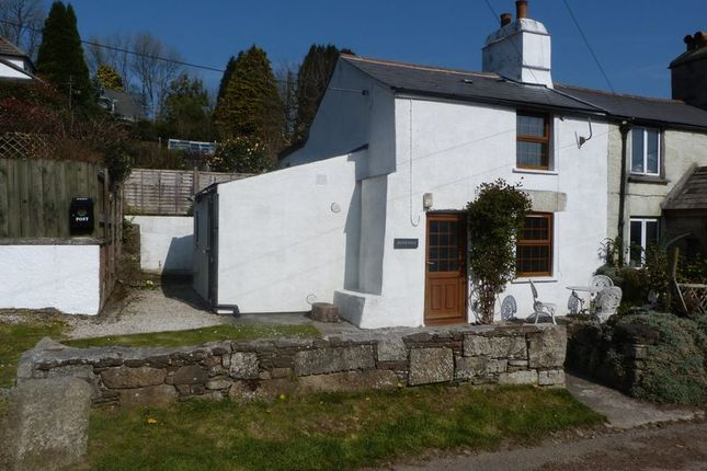 Thumbnail 1 bed cottage for sale in Darley, Liskeard