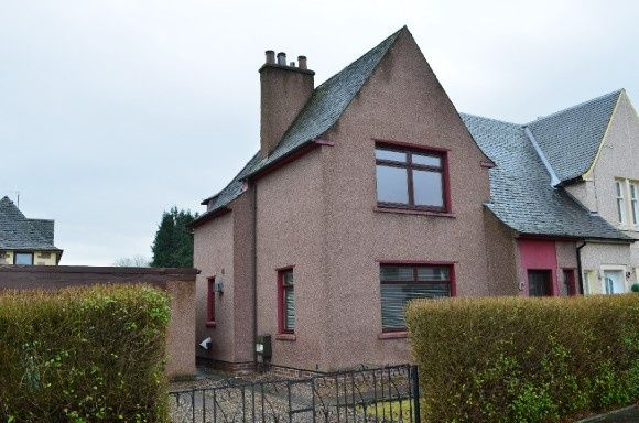 Thumbnail Semi-detached house to rent in Grangemouth Road, Falkirk