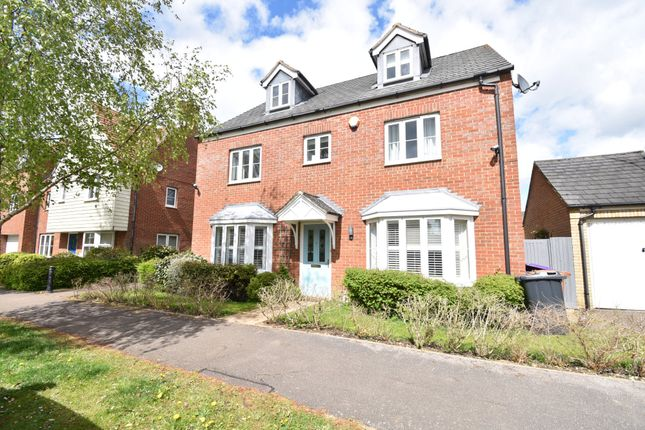 5 bed detached house for sale in Haybluff Drive, Stevenage SG1