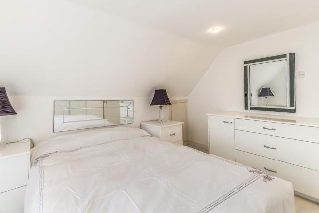 Bedroom of High Street, Rochester, Kent, Uk ME1