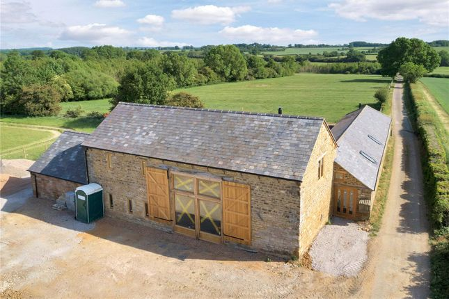 Thumbnail Barn conversion for sale in Blakesley, Towcester, Northamptonshire